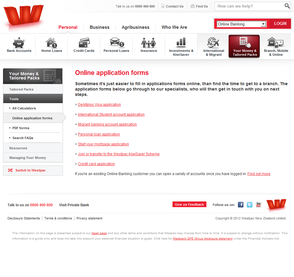 westpac how to cancel credit card